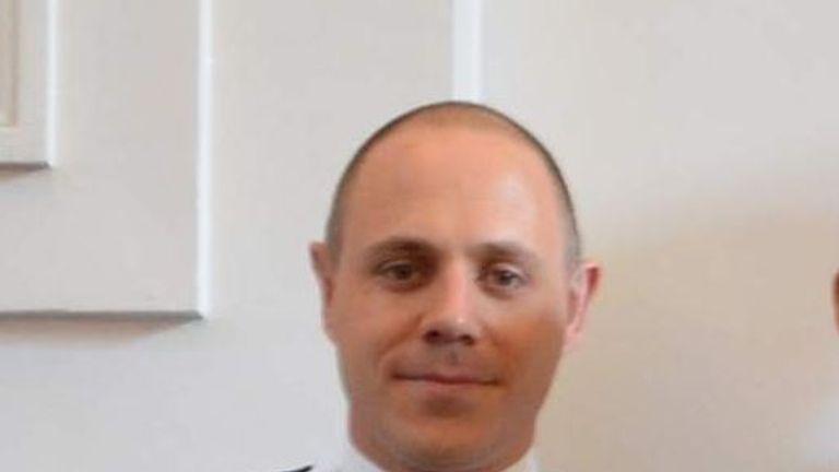 PC Andrew Bramma died in 2013
