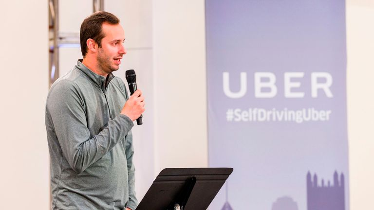 Anthony Levandowski has started a number of self-driving tech companies