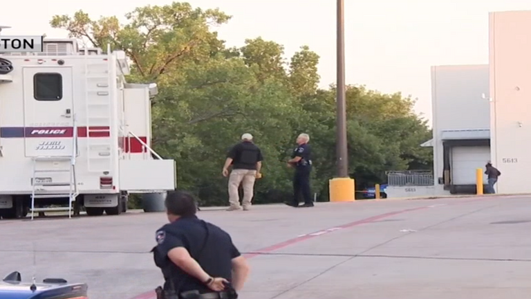 Texas woman shot dead by police officer aiming for charging