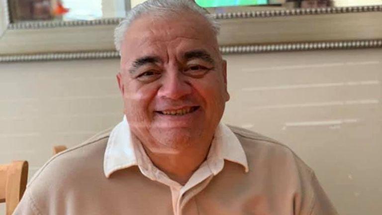 Arturo Benavides was an army veteran