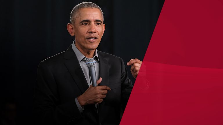 Barack Obama is said to have attended Google Camp in Sicily