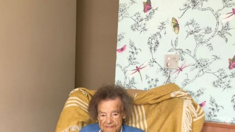 Betty Munroe, 93, died from 'broken heart syndrome' after she was burgled in June