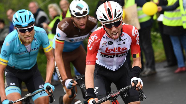 Belgian cyclist, 22, dies after Tour of Poland crash