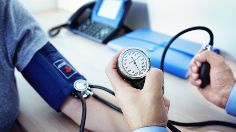 The technique compared favourably to existing blood pressure test methods