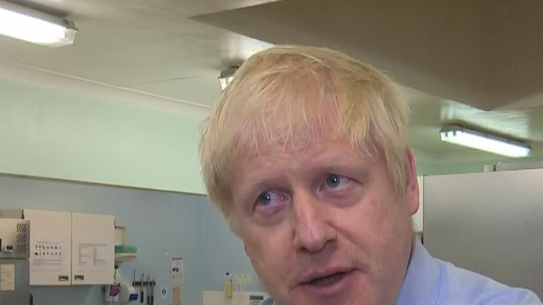Boris Johnson keen to set targets for the protection of biodiversity on the planet