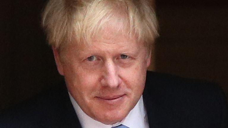File photo dated 07/08/19 of Prime Minister Boris Johnson