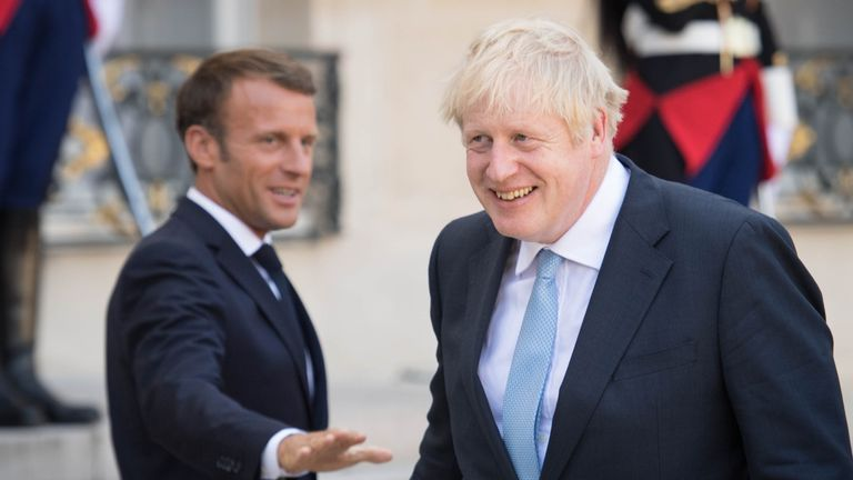 Number 10 hits back at Channel 4 boss's claim Boris Johnson is 'known liar'