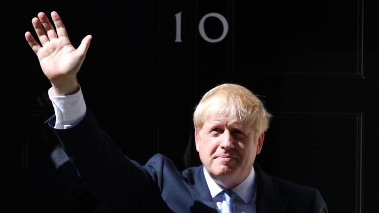 Boris Johnson has ramped-up preparations for a no-deal Brexit since taking office
