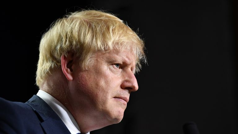 Boris Johnson is trying to outmanoeuvre the Remainers