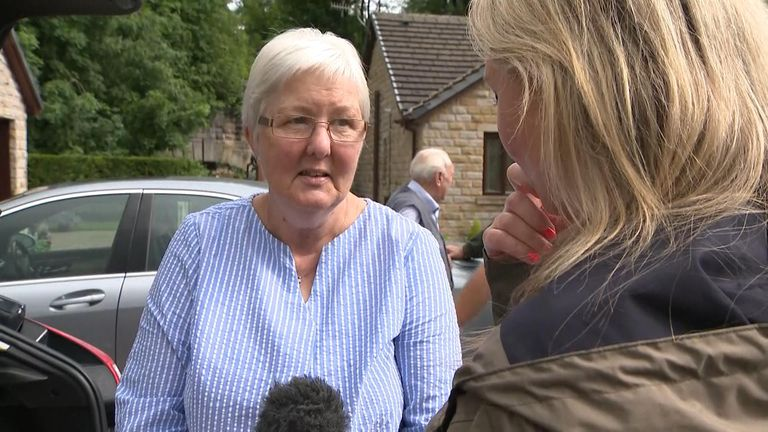 Brenda Poulson says she fears what could have happened