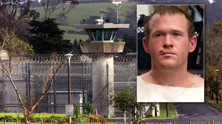 Brenton Tarrant sent a letter from his prison in Auckland