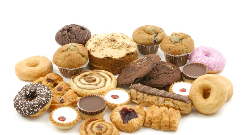 Campaigners are calling for sweet, fatty foods such as chocolates, cakes and biscuits to be included
