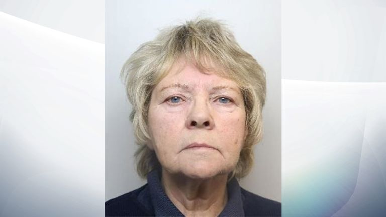 Mum and son jailed for murdering jogger who ran across their land