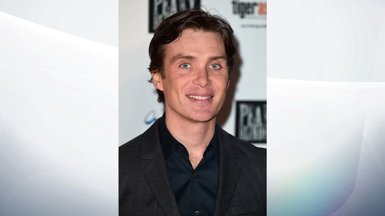 Peaky Blinders, starring Cillian Murphy, could have inspired the names Ada and Arthur