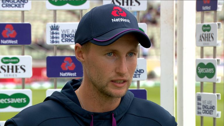 England captain Joe Root reflects on losing the first Ashes Test