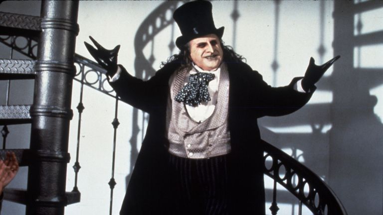 Danny Devito as The Penguin