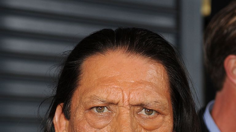 Trejo is best known for playing Machete and Johnny-23 in Con Air