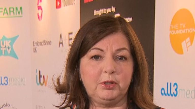 Dorothy Byrne told Sky News that she has huge respect for politicians, but  that they must tell the truth or they will be 'called out' on it