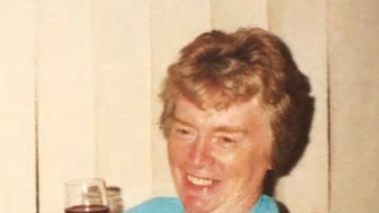 Dorothy Woolmer was attacked in her home in Tottenham
