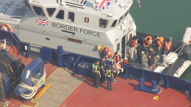 Dover Border Patrol