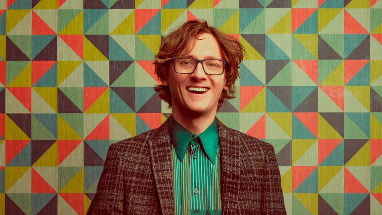 Ed Byrne. Photo by Idil Sukan