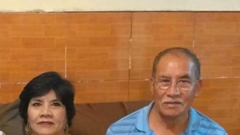 Sara Esther Regalado and Adolfo Cerros Hernandez were killed