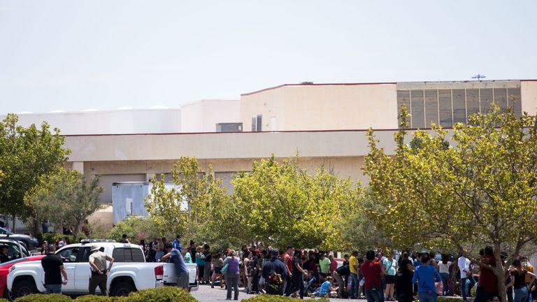 'Horrific scene': 20 killed in Texas shopping centre shooting