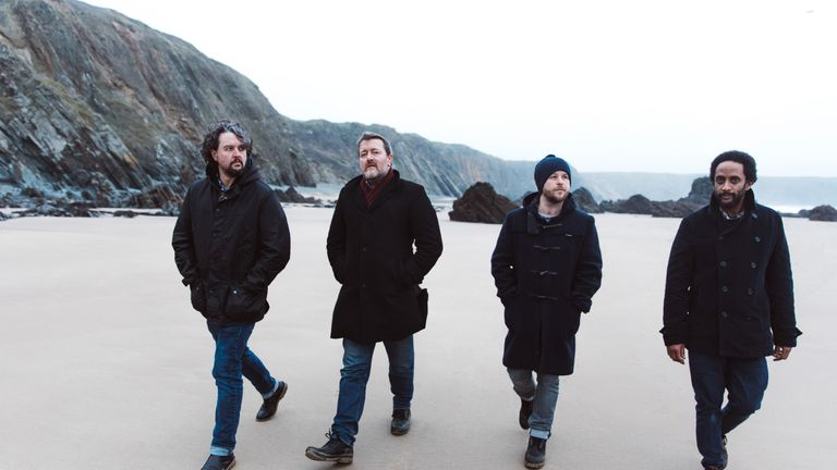 Elbow - for Claire Gregory interview with Guy Garvey