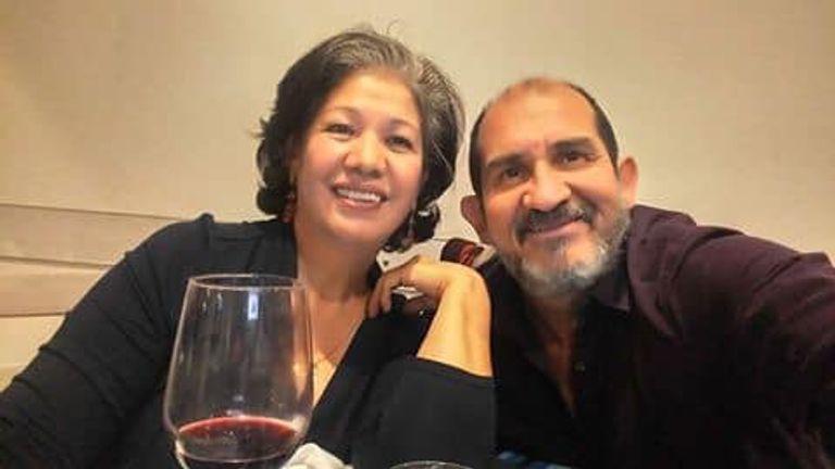 Elsa Mendoza Marquez, a Mexican schoolteacher, was killed in the attack
