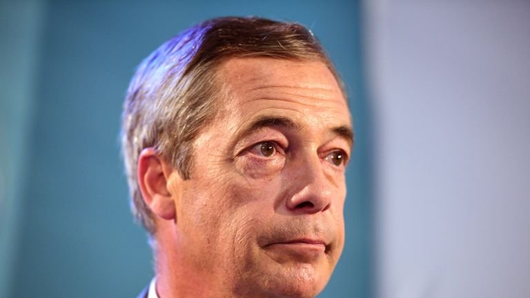 Nigel Farage's tribe can't see their extremism, and neither can the others
