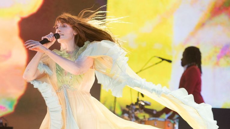 Florence and the Machine had been due to headline the festival