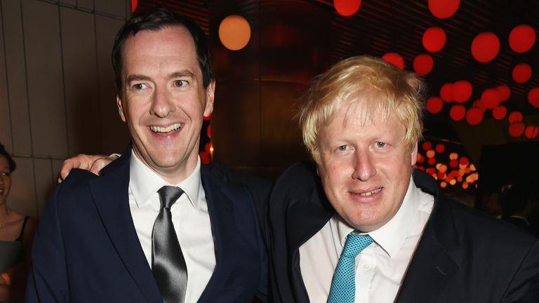 Boris Johnson lobbies Donald Trump to help make George Osborne IMF boss