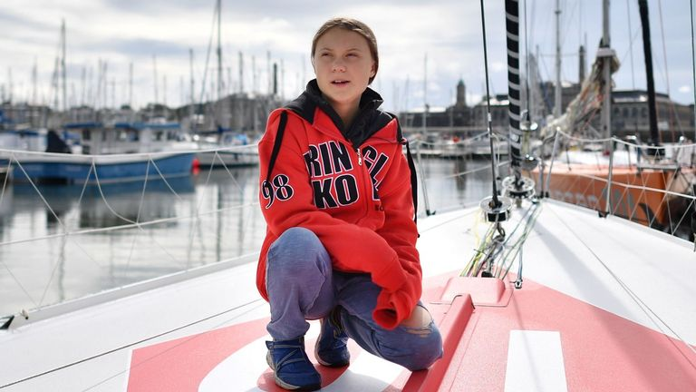 Criticising Greta Thunberg's imperfections don't help