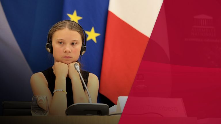 Greta Thunberg will be sailing across the Atlantic to attend a climate change summit