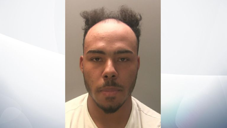 Gwent Police are warning the public against 'abusing' this wanted man on social media. Pic: Gwent Police