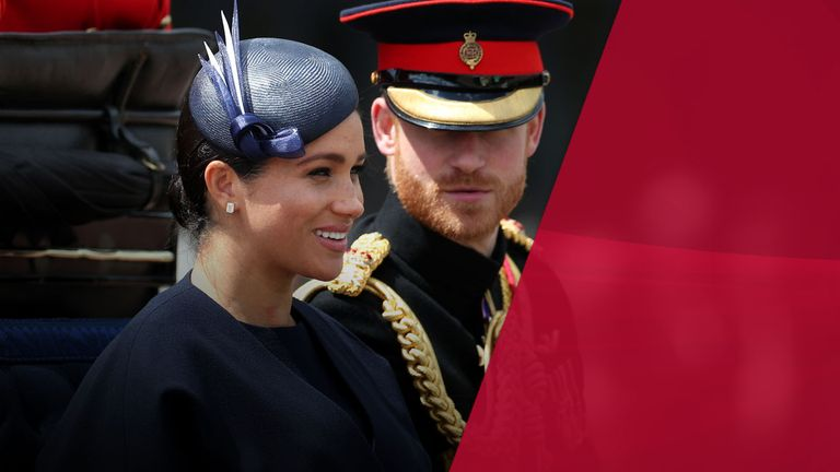 The Sussexes were criticised for their use of private jets