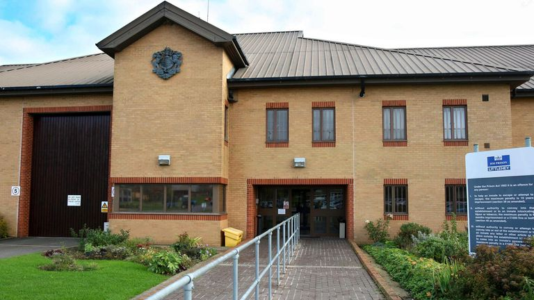 Around 98% of inmates at HMP Littlehey have been convicted of a sexual offence