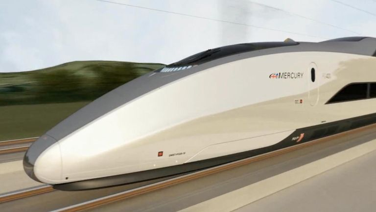 HS2 :'Just give us the facts' Transport Secretary
