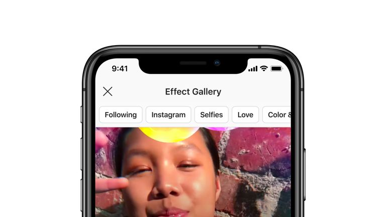 Instagram will have a dedicated gallery for people to browse the effects