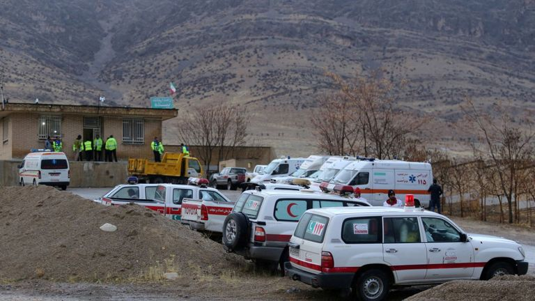 The head of the private ambulances said police are too busy to implement a judicial order to act