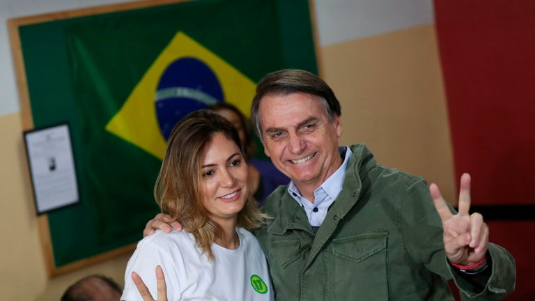 BRAZIL-ELECTION-RUNOFF-BOLSONARO