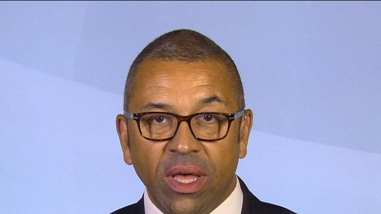 Conservative James Cleverly reflects on the by-election result in Brecon and Radnorshire