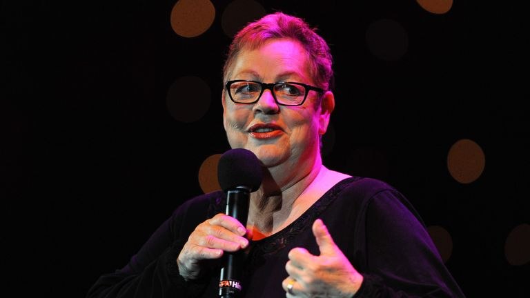 Jo Brand's battery acid joke 'went beyond what was appropriate', BBC rules