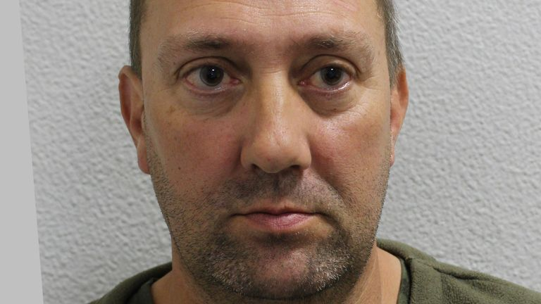 John Dugdale was jailed for 16 months for attacking 80-year-old Paul Eva. Pic: Met Police
