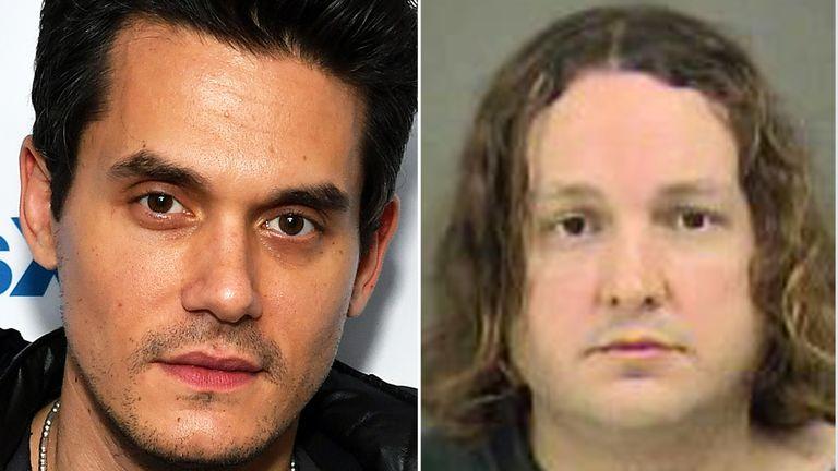 (L-R) John Mayer and Ryan Jeremy Knight