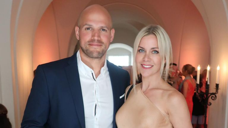 Kate Lawler and her fiance Martin have launched the Maybe Baby podcast