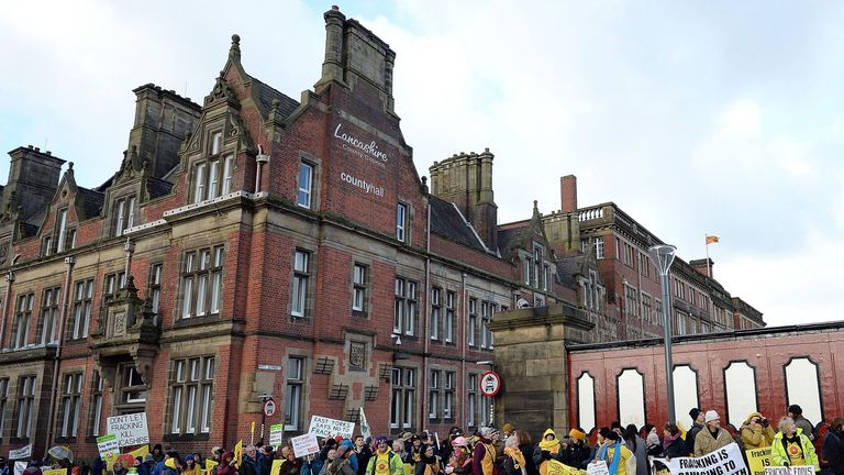Lancashire County Council has apologised and agreed to pay over £24,000 in compensation