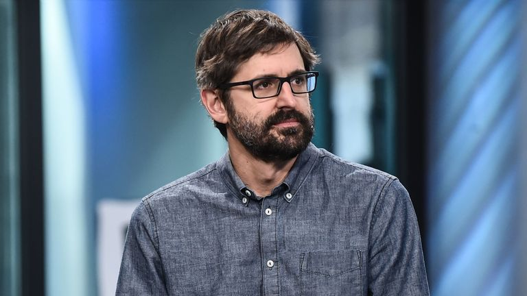 Louis Theroux attends the Build Series to discuss the documentary 'My Scientology Movie' at Build Studio on March 9, 2017 in New York City