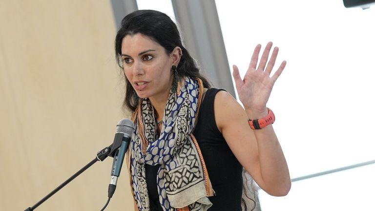 Natalie Christopher is missing on the Greek island of Ikaria