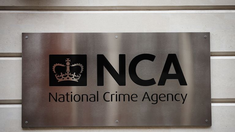 """LONDON, ENGLAND - OCTOBER 07: A general view of The National Crime Agency building in Westminster on October 7, 2013 in London, England. The NCA replaces SOCA, the Serious Organised Crime Agency, which was formed in 2006. Dubbed """"the British FBI"""", the NCA will be tasked with tackling the most serious of crimes in the UK and replaces a number of existing bodies. (Photo by Dan Kitwood/Getty Images)"""